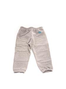 Gucci - Gucci Kids Disco jogging pants in grey