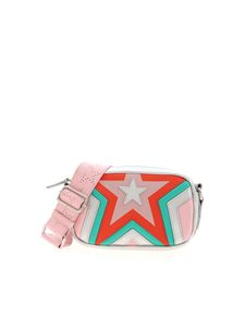 Stella McCartney Kids - Borsa a tracolla multicolore