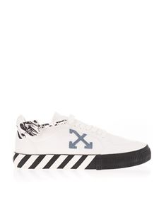 Off-White - Off-Court Sneakers in white and grey