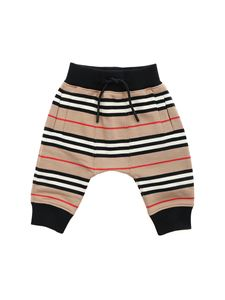 Burberry - Mini Lance pants in Archive Beige