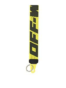 Off-White - Industrial 2.0 keyring in yellow