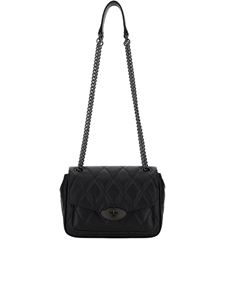 Mulberry - Darley Mini crossbody bag in black
