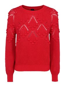 Pinko - Ingaggio jumper in red