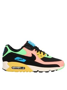 Nike - Air Max 90 Premium sneakers in multicolor