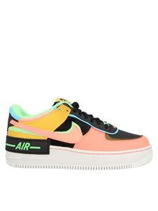 Nike - Air Force 1 Shadow sneakers in multicolor