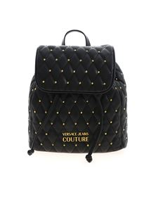 Versace Jeans Couture - Studs backpack in black