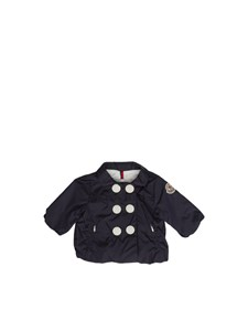 Moncler Jr - jacket with buttons