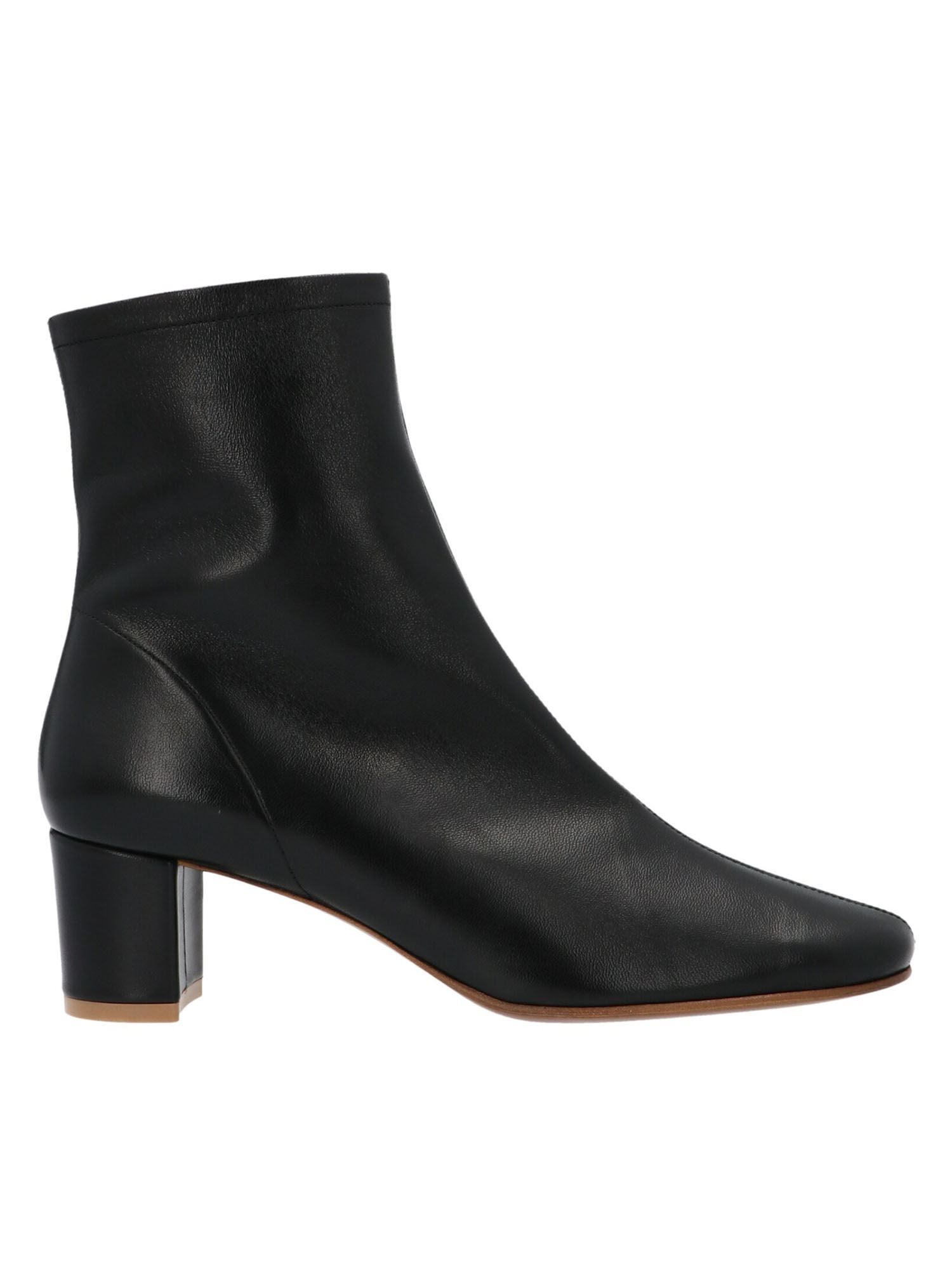 By Far SOFIA ANKLE BOOTS IN BLACK