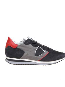 Philipp Plein - Trpx sneakers in grey and black
