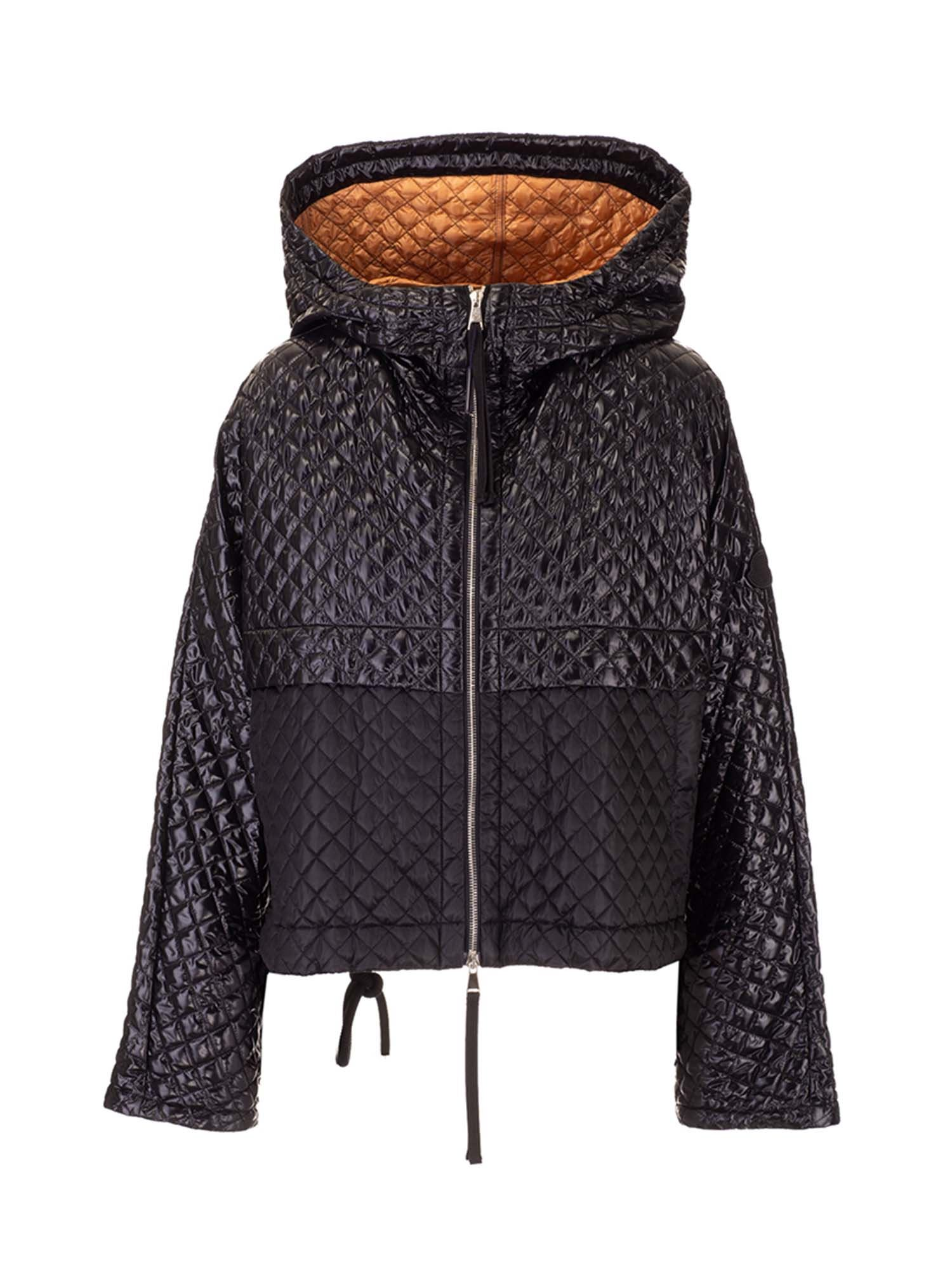 Moncler Genius HOODED JACKET IN BLACK