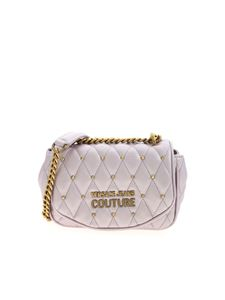 Versace Jeans Couture - Logo crossbody bag in pink