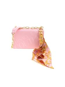 Versace Jeans Couture - Foulard crossbody bag in pink