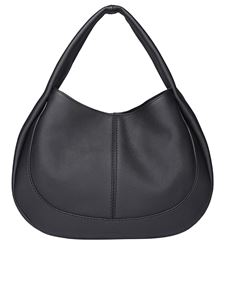 Tod's - Leather large hobo bag