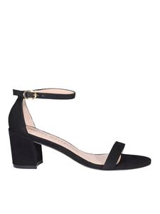 Stuart Weitzman - Simple sandals in black