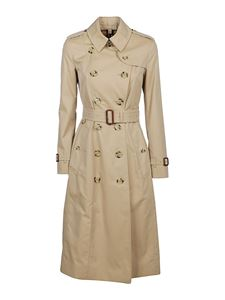 Burberry - The Long Chelsea Heritage beige trench coat