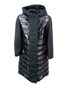 Moncler - Long Xenie parka in black