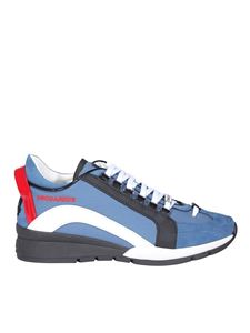 Dsquared2 - 551 sneakers in light blue