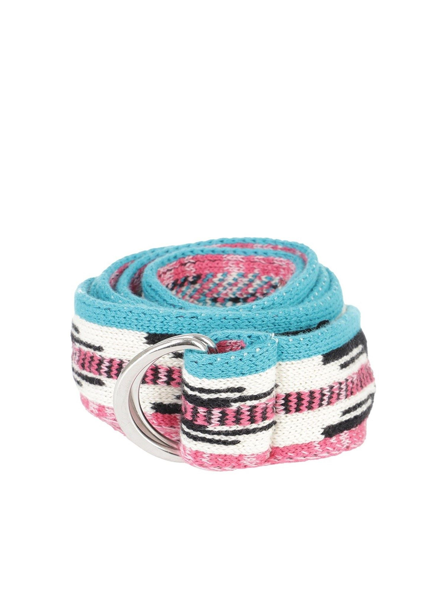 Isabel Marant Belts ISABEL MARANT BALKNIT BELT IN WHITE