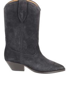 Isabel Marant - Duerto ankle boots in black