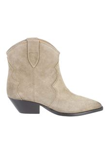 Isabel Marant - Dewina ankle boots in grey