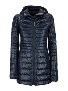 Canada Goose - HyBridge® Lite Tech puffer coat in blue