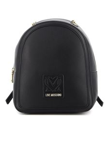 Love Moschino - Zainetto in similpelle nera