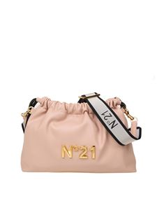 N° 21 - Eva Pouch bag in pink