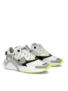 Philippe Model - Eze sneakers in white