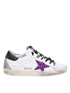 Golden Goose - Classic Superstar sneakers in white