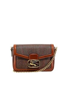 Etro - Pasley print bag in brown