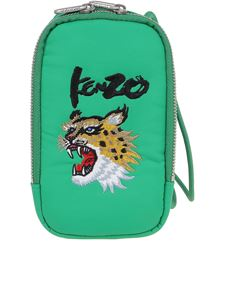 Kenzo - Embroidered smartphone case