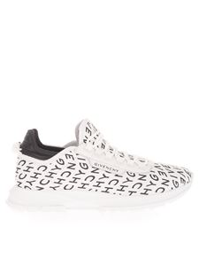 Givenchy - Refracted logo Specter sneakers in white