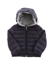 Moncler Jr - Gaddy down jacket in blue