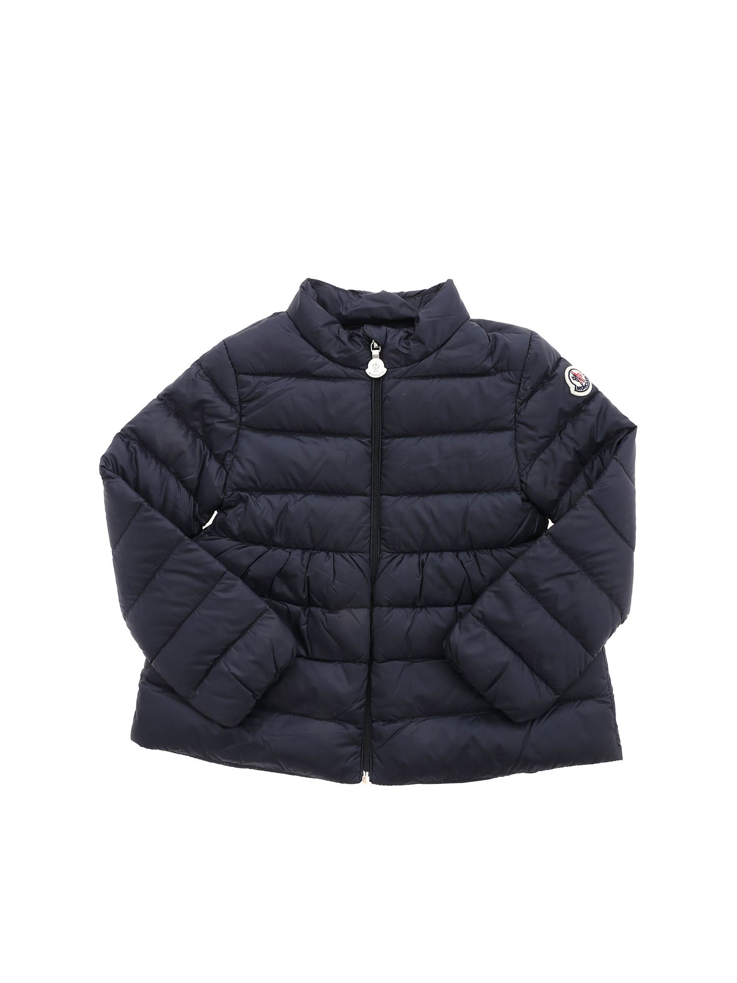 Moncler Jr JOELLE DOWN JACKET IN BLUE