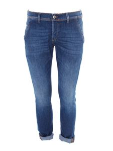 Dondup - Slim fit jeans in blue