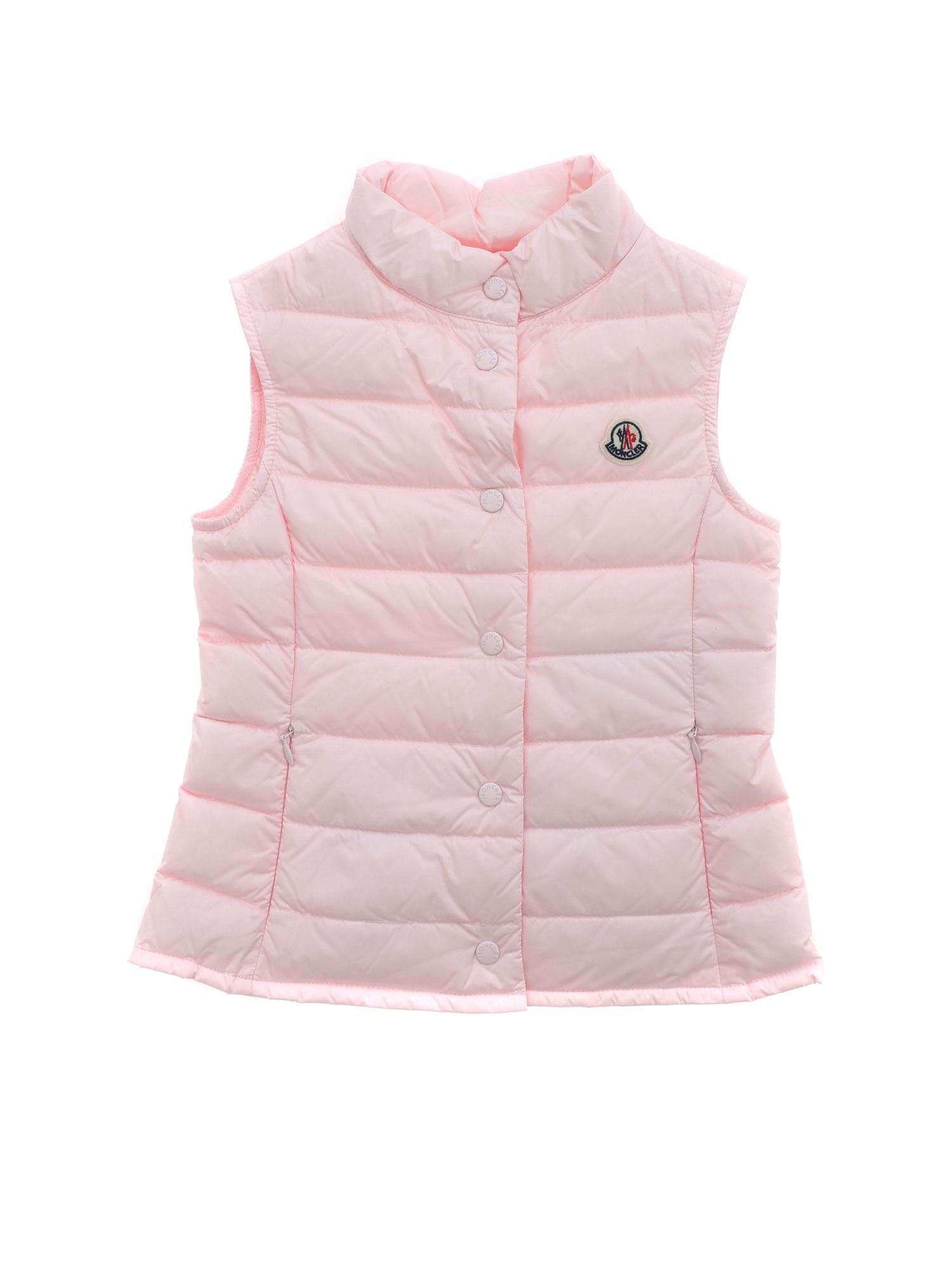 Moncler Jr LIANE DOWN JACKET IN PINK