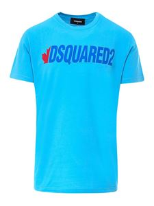Dsquared2 - Dsquared2 T-shirt in light blue
