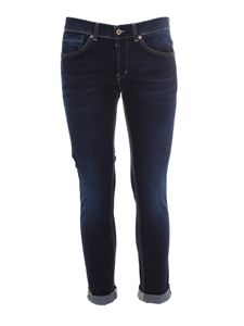 Dondup - 5-pockets jeans in blue