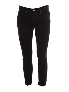 Dondup - 5 pockets jeans in black