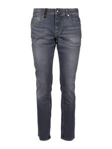 7 For All Mankind - Ronnie Special Edition Vela jeans in grey