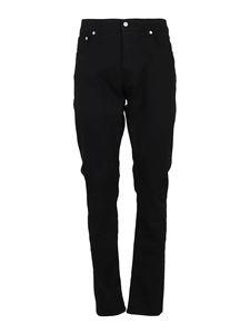 Alexander McQueen - Denim jeans in black