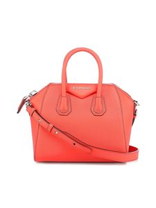 Givenchy - Borsa Antigona Mini in pelle rossa