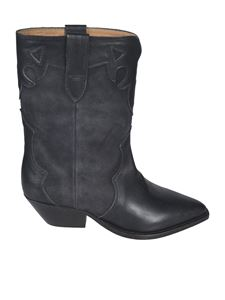 Isabel Marant - Duoni ankle boots in black