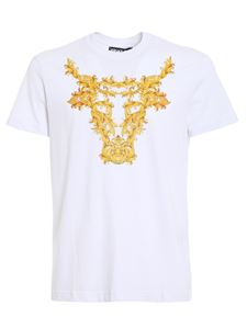 Versace Jeans Couture - T-shirt Lunar New Year bianca