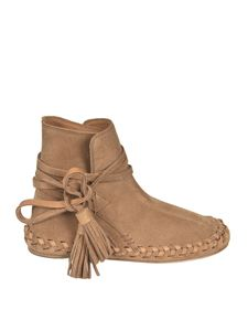 Celine - Marlou ankle boots in brown