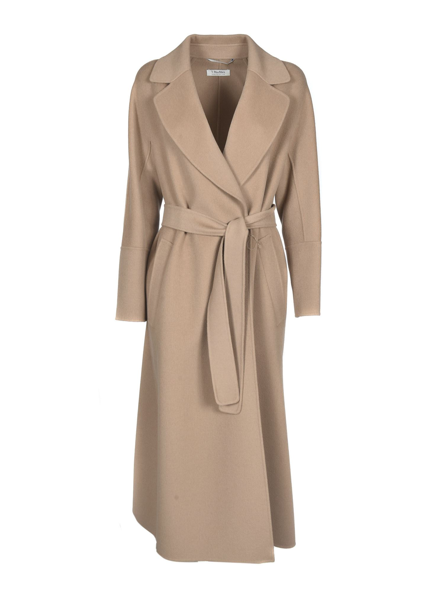 Max Mara ELISA COAT IN BEIGE