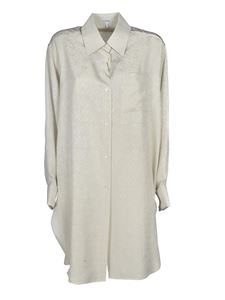 Loewe - Anagram long shirt in ecru
