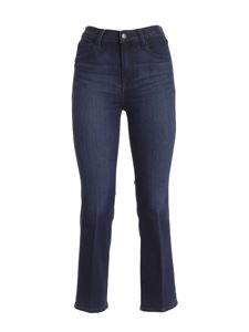 J Brand - Franky jeans in faded blue