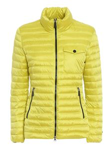 ADD - The Lightest puffer jacket in yellow