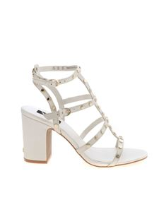 DKNY - Hanz sandals in white